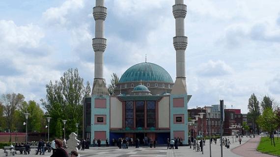 Masjid Terkenal di Belanda