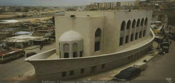 Masjid Menakjubkan di Pakistan