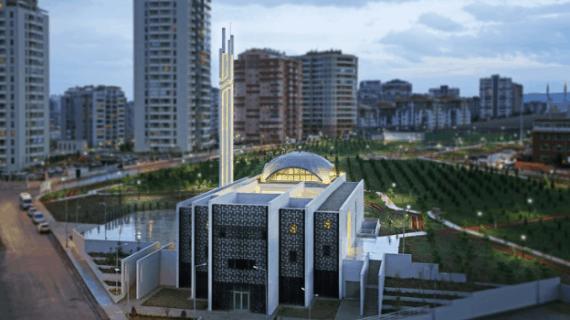 Masjid Yasamkent