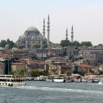 Sejarah Pembangunan Masjid Süleymaniye