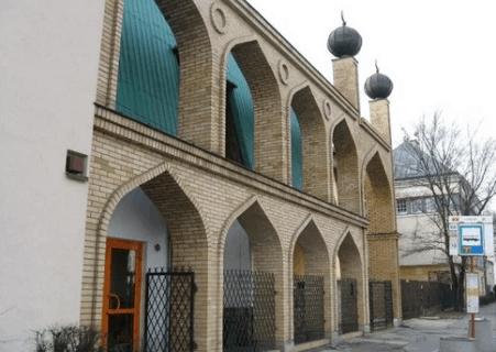 Masjid Baru di Warsawa