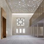 Komponen spasial dari desain interior masjid