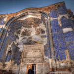 Masjid Biru Tabriz, Simbol Arsitektur Timurid
