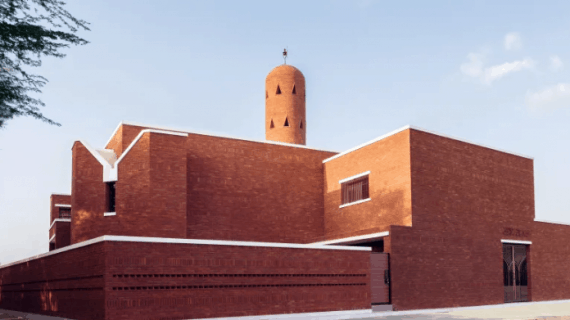 Masjid E-Haji Abdur Rauf