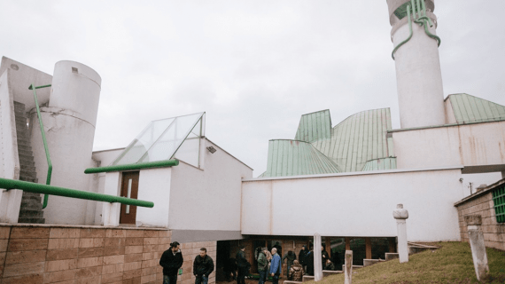 Masjid Putih Šerefudin