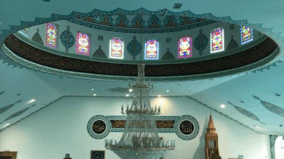 Masjid Aziziye Masjid Menakjubkan di London