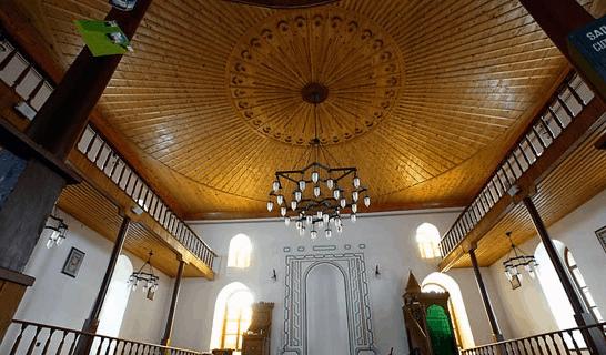 Masjid Sultan Esmahan – Mangalia