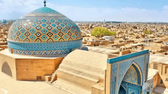 Masjid Jame Yazd