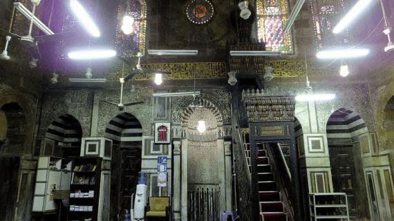 Masjid Amir Qijmas al-Ishaqi