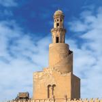 Masjid Megah Berdiri di Kota Seribu Menara