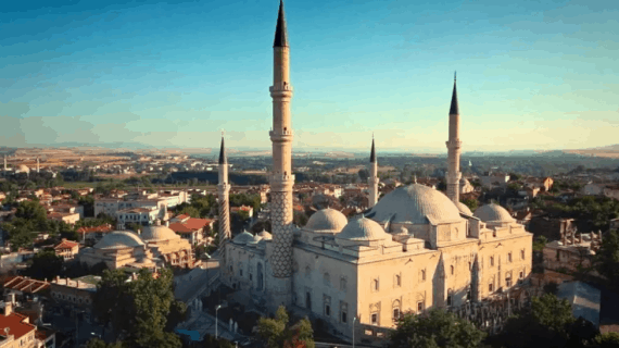 Masjid Üç Şerefeli Edirne