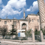 Masjid Üç Şerefeli di Edirne