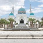 MASJID INDAH DI MALAYSIA YANG LAYAK DI KUNJUNGI