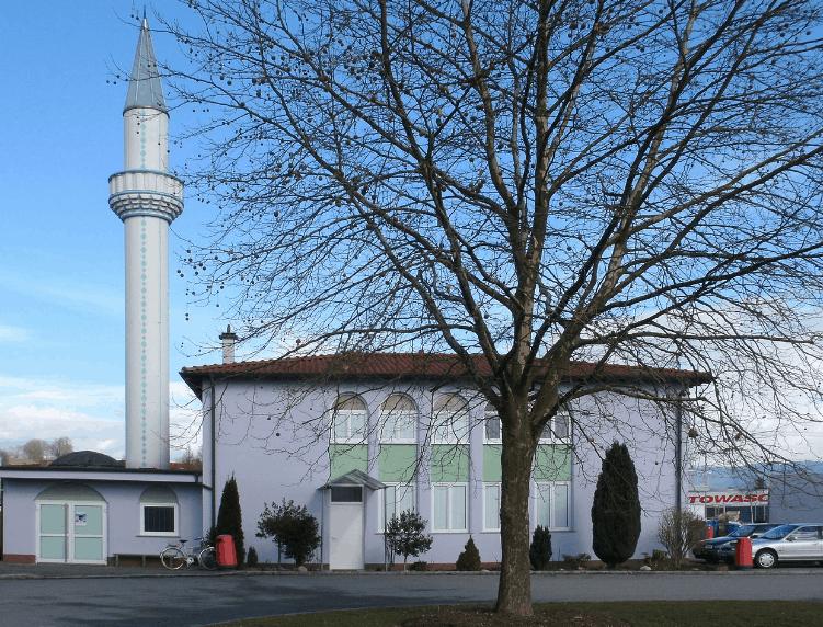 Masjid Alperenler