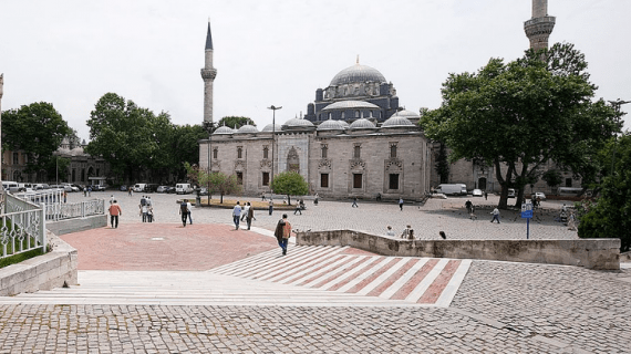 Masjid Bayezid II, Istanbul