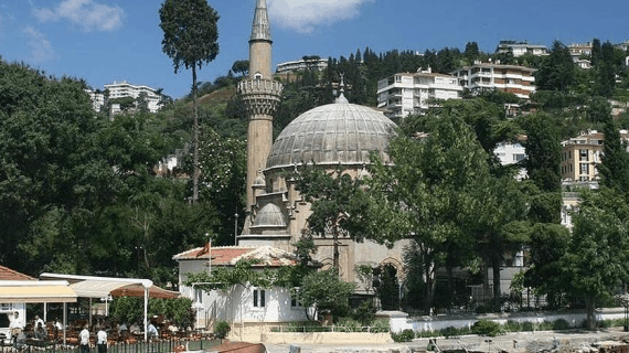 Masjid Bebek Istanbul, Turki