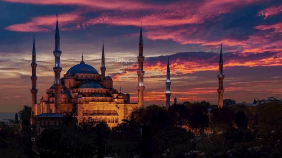 5 Masjid yang Menakjubkan