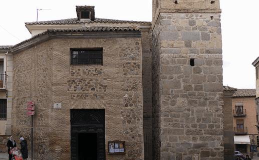 Masjid-Gereja El Salvador, Toledo