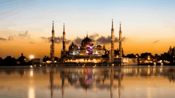 Masjid Yang Indah dan Unik