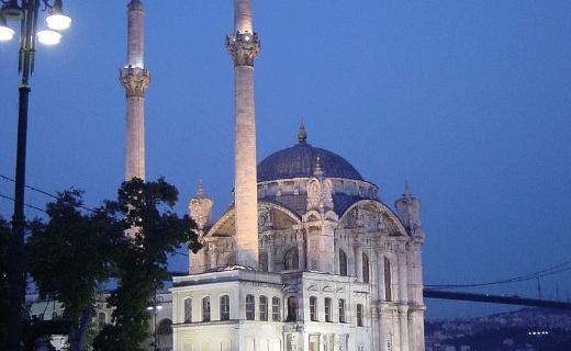 Masjid Ortaköy
