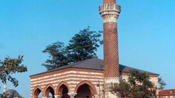 Masjid Burmalı