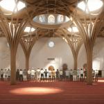 Masjid Cambridge yang Megah dan Hijau
