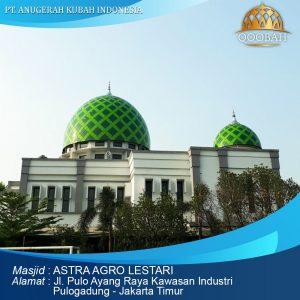 masjid astra agro lertari pulogadung jakarta timur