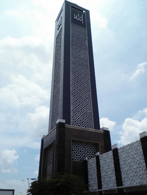 arsitektur masjid namira lamongan