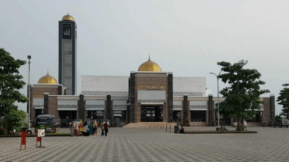 Fasilitas Masjid Namira Lamongan