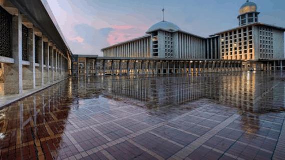 7 Keistimewaan Masjid Istiqlal