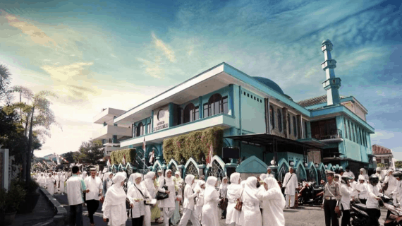 4 Program Masjid Jogokariyan Yang Memberdayakan Jamaah