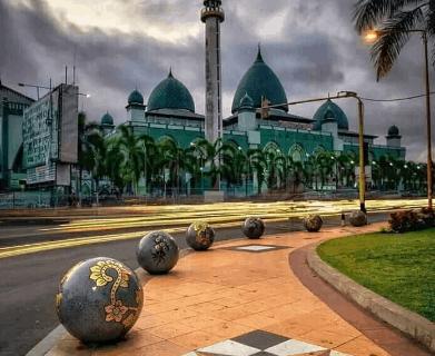 Sejarah dan Keistimewaan Masjid Baiturrahman Banyuwangi