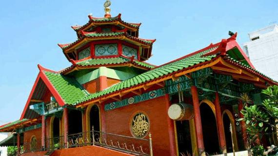 Pionir Masjid Cheng Ho di Indonesia