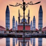 Masjid Agung Semarang Perpaduan 3 Arsitektur