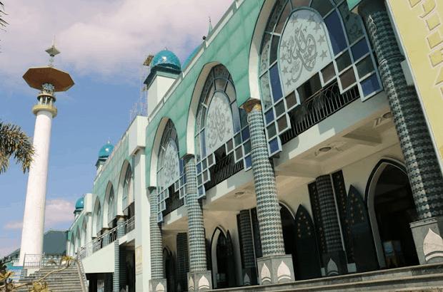 Masjid Baiturrahman Banyuwangi