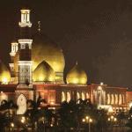 5 Masjid Kubah Emas yang Menajubkan
