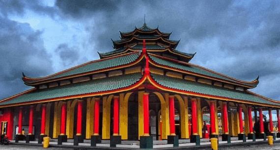 8 Masjid Laksamana Cheng Ho di Indonesia