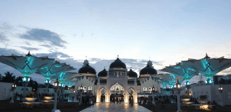 Masjid Raya Baiturrahman