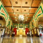 7 Keunikan Masjid Raya Medan