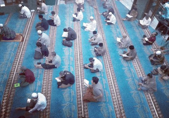 iiktikaf masjid jogokariyan