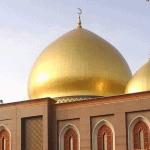 Kemegahan Arsitektur Masjid Kubah Emas Depok
