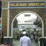 7 Aktivitas Masjid Sunda Kelapa Menteng Jakarta