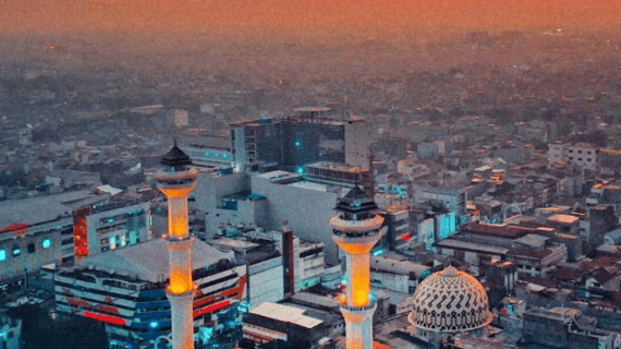 5 Hal Menarik Tentang Menara Masjid Agung Bandung