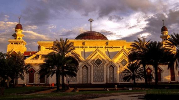 Masjid Sunda Kelapa Wedding Room dan 4 Masjid Untuk Akad Nikah di Jakarta