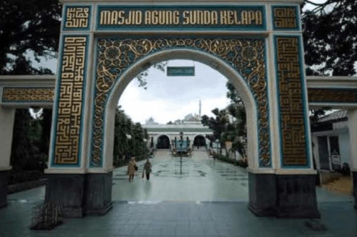 Masjid Sunda Kelapa Wedding