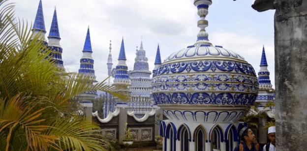 Masjid Tiban di Turen Malang