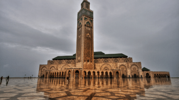 5 Menara Masjid Terindah di Dunia