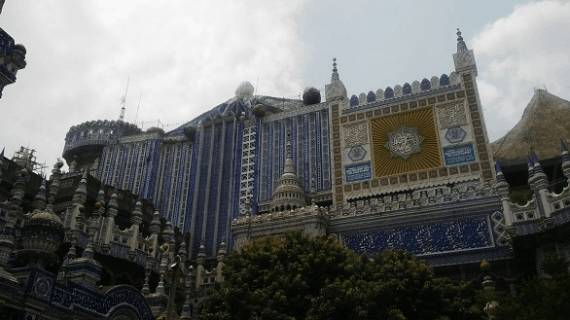 Fakta Keunikan Masjid Tiban Malang