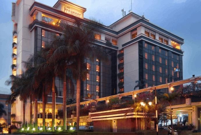 hotel dekat masjid agung bandung