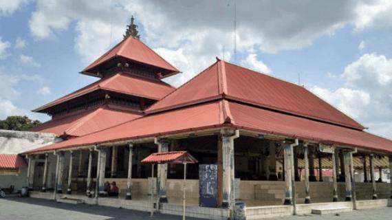Masjid Gedhe Kauman, Bangunan Bersejarah Berusia Hampir 3 Abad